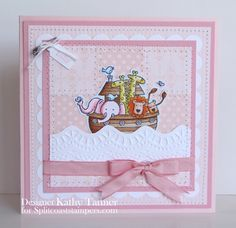 ** Kathy's Favourite ** CT1012 - Grand Baby Quilt by mum of 2+2 - Cards and Paper Crafts at Splitcoaststampers