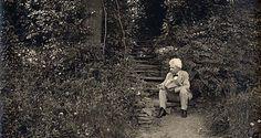 Mark Twain - Great American Author, spending summers in Elmira, NY