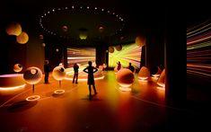 CERN – Universe of Particles | Atelier Brückner