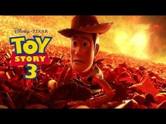Toy Story 3 GamePlay * Full HD 1080p Game Movie