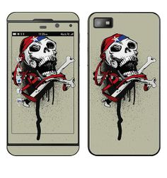 SKIN BLACKBERRY Z10 - JOLLY ROGER