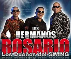 Los Hermanos Rosarios Merengue from Republica Dominicana