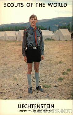 Scouts of the World: Liechtenstein