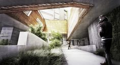 Architecture by Daniel Nelson — 2rmin's Finest Selection Of Cool Stuff