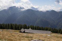 In der Natur unterwegs: Vier Täler, drei Pässe im Locarnese - Alpe Pesced - #ExpeditionLocarnese