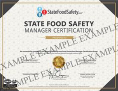 food protection course practice test - Lokas