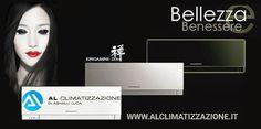 #Climatizzatori #Mitsubishi_electric Serie #MSZ-EF #Kirigamine_zen DC #inverter  Stile esclusivo unito ad un elevato contenuto tecnologico e di prestazioni