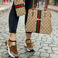 Gucci heels – Sanyu Collections If you like Fashion Checkout our Roku Channel! Gucci Fashion, Fashion Bags, Womens Fashion, Hype Shoes, Gucci Shoes, Gucci Handbags Outlet, Burberry Handbags, Sneakers Fashion, Fashion Shoes