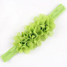 TWDVS Baby Headband Flower Headband Newborn Hair Bands Baby Bows For Christmas Gift Cheap Hair Acessorios Para Cabelo w--00