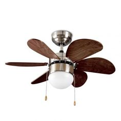 Found it at wayfair 132cm lombok 4 blade ceiling fan with with a touch of old world charm this ceiling fan with a central light makes for aloadofball Images
