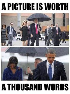 Funny Donald Trump Memes: Trump Can Learn A Lot About Class From Obama