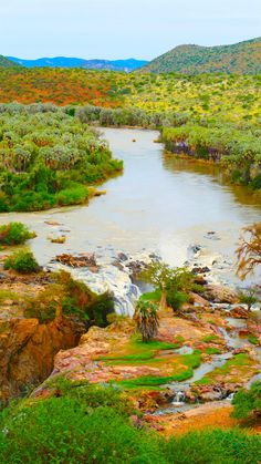 #Epupa #Falls #Travel #Namibia #Kaokoland
