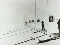 László Moholy-Nagy, La Galería de Tiro 1925-1927