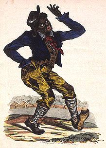 """TIL Jim Crow laws (racial segregation) were called after a minstrel song called """"Jump Jim Crow"""" by a performer appearing in blackface"""