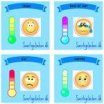 Følelsesplakat Helping Children, Preschool, Content, Teaching, Smiley, First Class, Emoticon, Education, Kindergarten