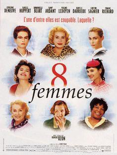 8 Femmes - Bekijk deze eens rond kerst. Lees erover op: http://www.fransefilms.nl/8-femmes/