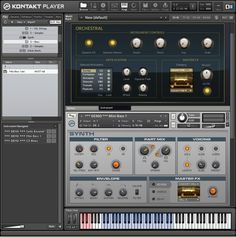Native Instruments updates Kontakt Player free sample player to v5.1.0 adds AAX Support