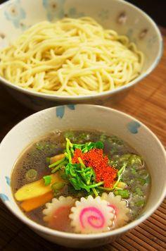 Recipe: Japanese Tsukemen Ramen Noodles