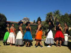Umbhaco Xhosa  UmXhosa  Traditional attire