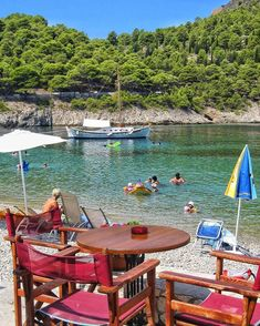 - 🇬🇷 Grčka Info 🇬🇷 - Kefalonija - ostrvo predivnog mora 🌊🐠⛱️  📸 by. Tag Photo, Outdoor Furniture Sets, Outdoor Decor, Sun Lounger, Greece, Patio, Photo And Video, Instagram Posts, Destinations