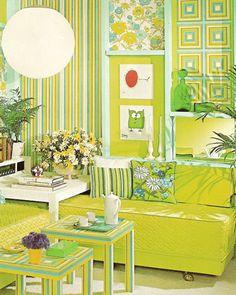 70's Interior Design