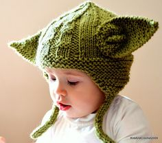 Earflap Hat Star Wars Fans Hat All Sizes by KnitAndCrochet2009