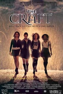 The Craft Movie Poster x 17 Inches - x Style B -(Robin Tunney)(Fairuza Balk)(Neve Campbell)(Rachel True)(Skeet Ulrich)(Helen Shaver) Teen Movies, Scary Movies, Great Movies, Horror Movies, Imdb Movies, Famous Movies, Teenage Movie, 1990s Movies, Awesome Movies