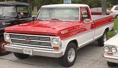 1968 ford truck | 1968 Ford Ranger Styleside pickup | Flickr - Photo Sharing!