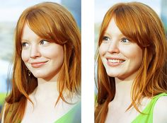 Alanna, Song of the Lioness Quartet - Lauren Ambrose *with shorter hair, but I can't find a good example* Lauren Ambrose, Long Cut, Step Kids, Redhead Girl, Beautiful Redhead, Gold Hair, Green Hair, About Hair, Famous Faces