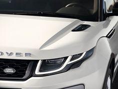 Range Rover Evoque 2015: SUV-Schönheit mit Facelift in Genf