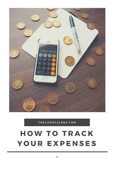 Four ways to track your expenses, tracking expenses, tracking spending, how to track your spending,  personal finacne, thelifeofalena