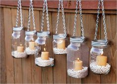 Bring Light Into Your Garden - Find Fun Art Projects to Do at Home and Arts and Crafts Ideas