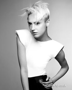 Bruno Marc Giamattei 2012 Southern Hairdresser of the Year Finalist