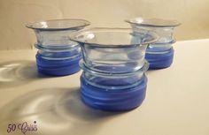 Vasos de chupito a partir de botellas de plástico: ¡novedoso DIY para toda la familia!