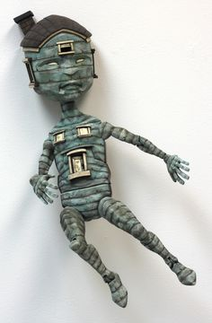 Oh, hai awesome sculpture! Sway by Calvin Ma, via Behance San Francisco, Soft Sculpture, Elementary Art, Clay Art, Traditional Art, Ceramic Art, Wood Art, Art Dolls, Sculpting