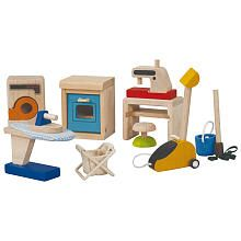 PlanToys Wooden Dolls Household Accessories