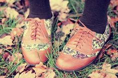 Cute Oxfords.