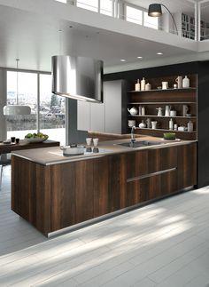 Modern Kitchen Vent Hood design strategies for kitchen hood venting | ovens, freestanding