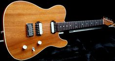 Smitty Custom Classic #Guitar http://ozmusicreviews.com/christmas-gifts-for-guitarists