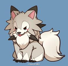 Pokemon Sun and Moon | Lycanroc Midday