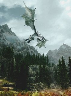 Frost Dragon.