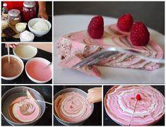 Ha finom és mutatós sütit készítenél, de nincs kedved órákon át sütögetni, ez a recept tetszeni fog! Hozzávalók:  50 dkg túró (ha krémes állagú...