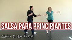 Pasos para aprender salsa. Para más videos de salsa, vayan a http://addicted2salsa.com/videos/es/ . Este video de salsa les enseñara como bailar los pasos de...