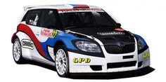 Orsák Rally Sport - J. Orsák (Škoda Fabia S2000) - 2010