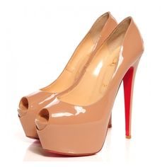 Christian Louboutin Special Occasion beige