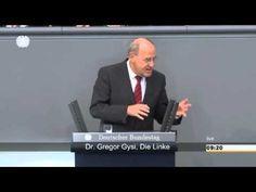 Gregor Gysi: Krieg und Armut als Fluchtursachen bekämpfen 09.09.2015 - Bananenrepublik (30:05)