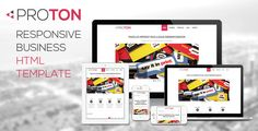 Discount Deals Proton - Responsive HTML Business Website Templatein each seller & make purchase online for cheap. Choose the best price and best promotion as you thing Secure Checkout you can trust Buy best