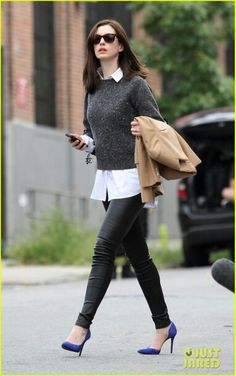 Anne Hathaway outfit - Lo stagista inaspettato