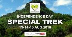 Celebrate independence day with Being a part of independence day special trek at Plus Valley Adventure.