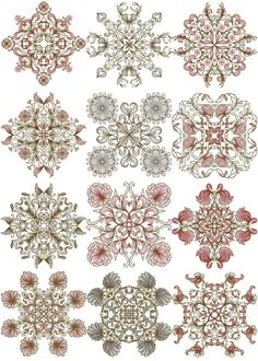 Heritage Embroidery Quilt Designs | Heritage Quilt Block